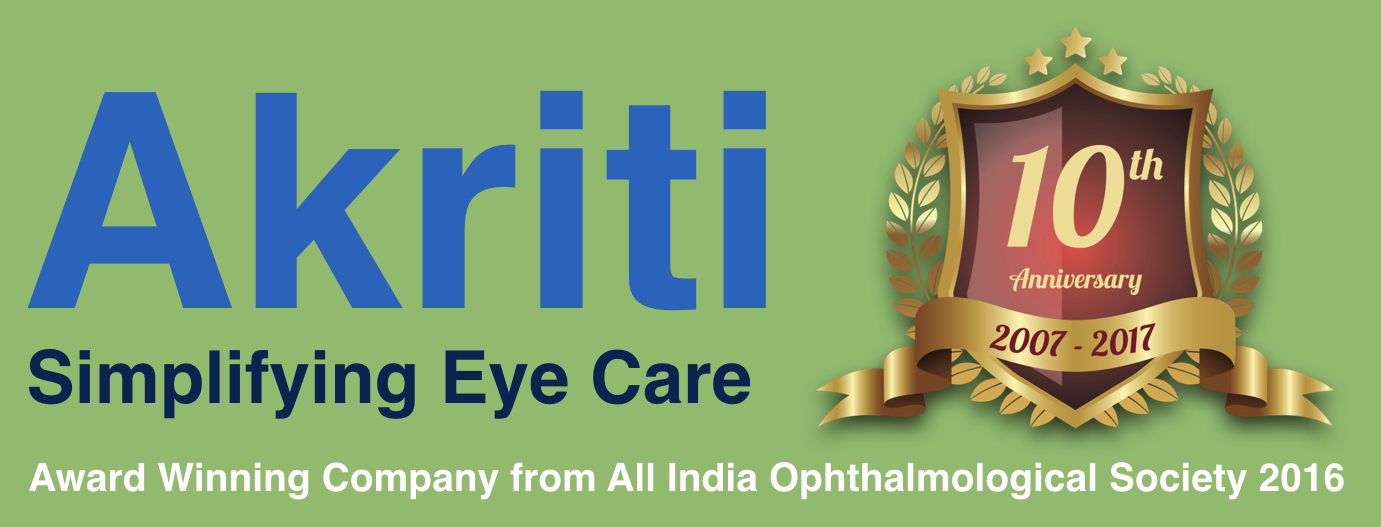 Akriti Oculoplasty Logistics, India
